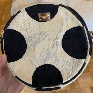 Dolce & Gabbana Polka Dot Circle Bag
